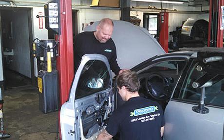 Discovery Auto Service